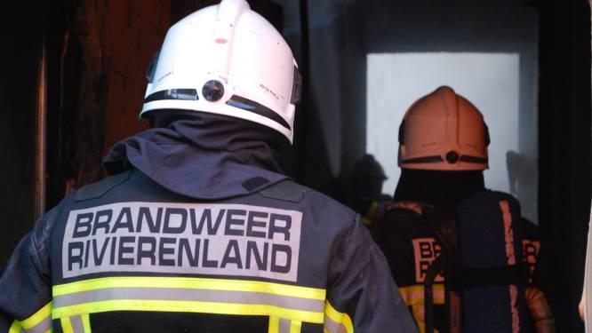 Werken in stal veroorzaken brand