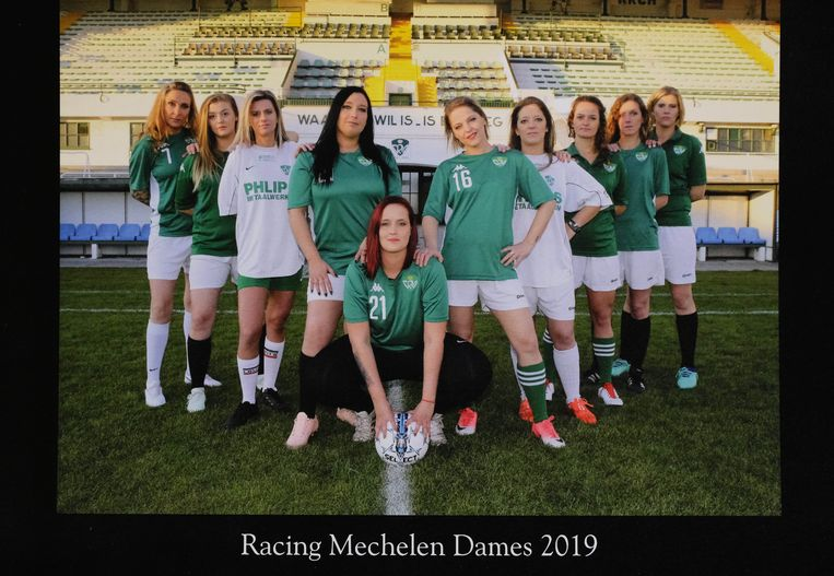 Kalender Racing Mechelen Ladies