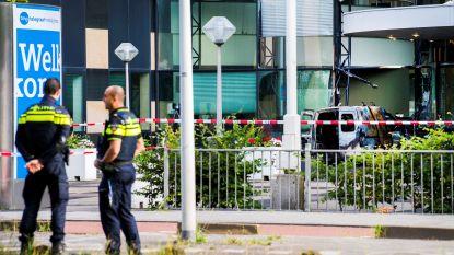 Amsterdam gaat nieuwsredacties extra beveiligen na aanslag op Nederlandse krant De Telegraaf