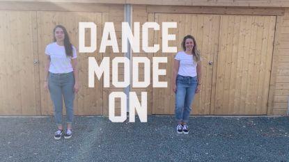 """Dansjuf Dorien steekt dansje in elkaar voor Special Olympics Belgium: """"We dagen alle Belgen uit om deel te nemen aan de Dance Challenge"""""""