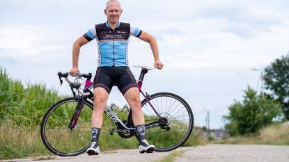 """Hoe zou het zijn met Bart Van Opstal? """"Verloor 14 kilo door veel te fietsen"""""""