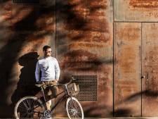 Ce vélo est fabriqué à partir de capsules de café recyclées