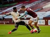 Manchester United maakt korte metten met Aston Villa