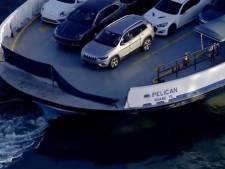 2 femmes mortes dans une voiture tombée d'un ferry