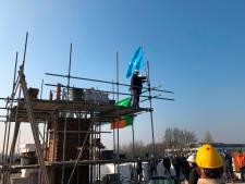 Nieuwbouw AHotel Kaatsheuvel bereikt hoogste punt
