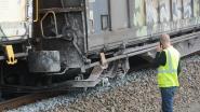 Breuk in wielas door corrosie oorzaak van treinongeval   vorig jaar tussen station Belsele en Sinaai