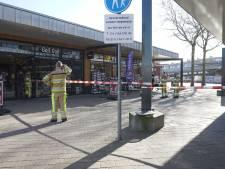 Gaslek op winkelcentrum Flora in Deventer verholpen, winkels en woningen weer toegankelijk