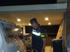 'Schapen vangen hoort ook bij het politiewerk'