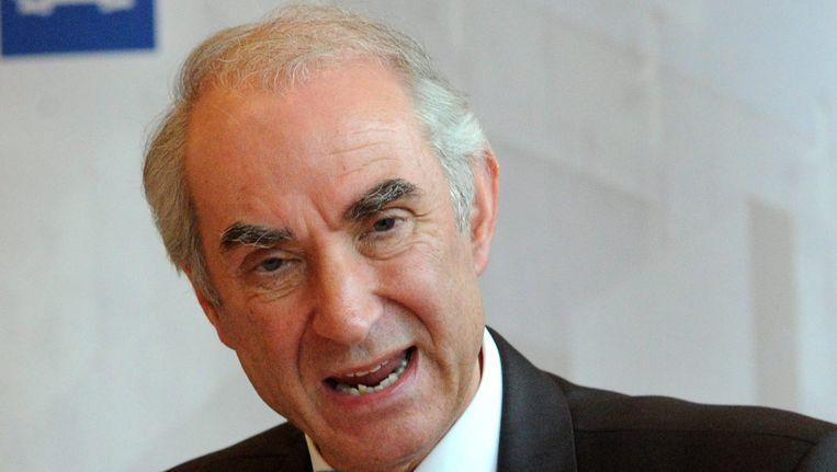 Minister Gerd Leers (Immigratie, Integratie en Asiel). Beeld null