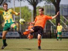 Schalk scoort weer, maar Maas is vrijwel niet meer in te halen