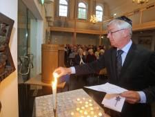 Oude tijden herleven: Na driekwart eeuw weer een synagogedienst