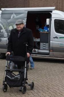Voorzitter Gehandicaptenraad Doesburg levert  eigen scootmobiel in: 'Klaar met lakse leverancier'