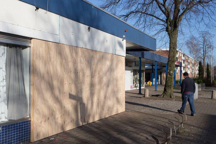 Op de plek waar tot 2016 winkelcentrum De Lindenhorst stond, verrijzen eind dit jaar nieuwe woningen.