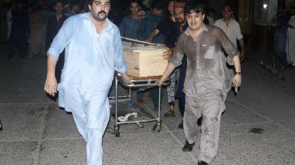 Minstens twaalf doden door zelfmoordaanslag in Pakistan