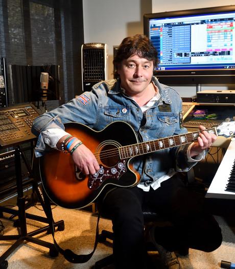 Eddy (54) uit Bunschoten liet zijn album mixen in de studio van The Beatles