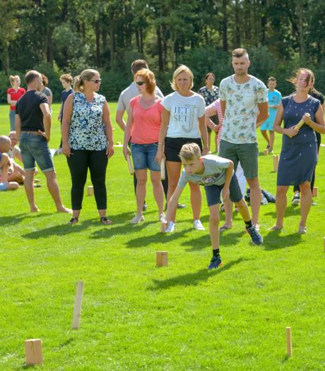 Zweedse 'jeu de boules' verovert Laarbeek