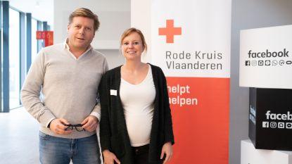 Facebook helpt Rode Kruis bij werven van vrijwilligers en aanmoedigen van bloeddonoren