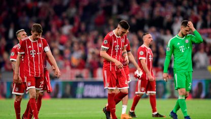 """Duitse pers over nederlaag Bayern: """"Duidelijk gedomineerd, maar verlies is te wijten aan twee spelers"""""""