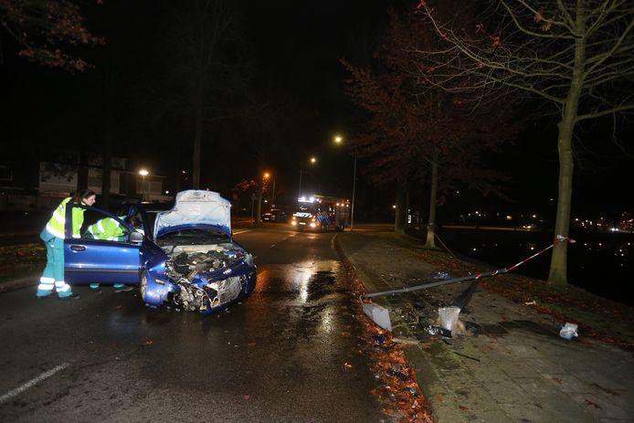 Vrouw gewond bij ongeluk in Den Bosch