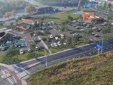 Vier restaurants samen in foodcourt aan de A28 bij Hogeweg