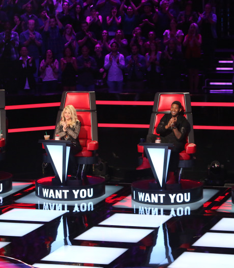 Amerikaanse The Voice sleept achtste Emmy-nominatie in de wacht
