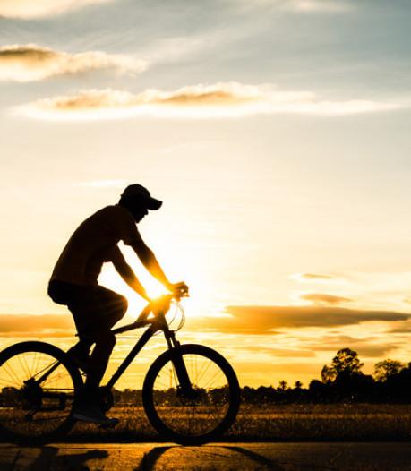 Rukkende fietser (27) moet zich laten behandelen en taakstraf uitvoeren