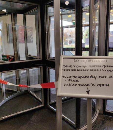 Netwerkproblemen leggen TU Campus plat