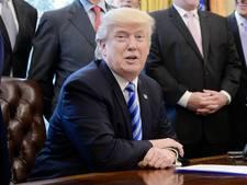 Trump trekt nieuwe zorgwet in na nederlaag