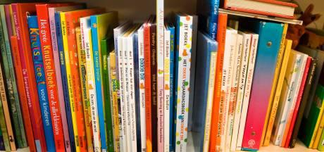 Boekenverkoop in Borne voor Sri Lanka