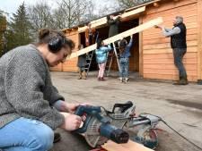 Ouders bouwen mee aan lokaal Johannesschool Tiel