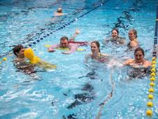 Plafondplaten zwembad De Vrolijkheid niet gevaarlijk