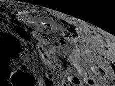 Koolstofverbindingen ontdekt op dwergplaneet Ceres