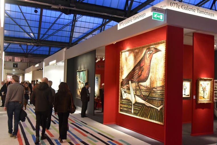 Brafa Art Fair Brussel