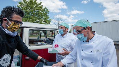 Nog tot donderdag kan je helden nomineren die lekkere taart krijgen van Merci Leuven