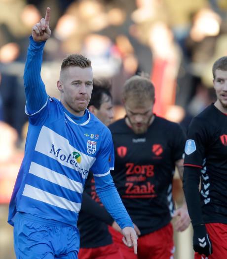 Van Duinen: 'Vorig jaar maakte ik nog de winnende, maar 3-3 is ook goed'