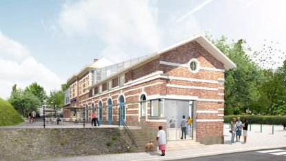 Historisch stationsgebouw krijgt moderne make-over