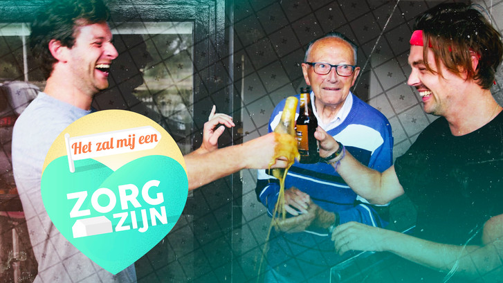 Cor (90) heeft alzheimer: 'Hij vergeet, herhaalt en mist veel'