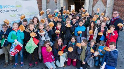 OCMW deelt 1.369 Sint-Gregoriusbroodjes uit
