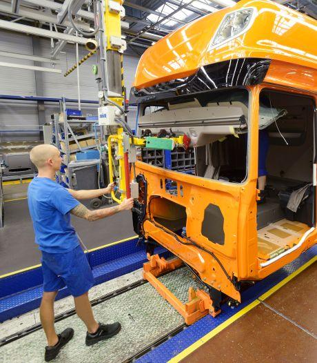 DAF wil voorzichtige herstart van productie, te beginnen in België