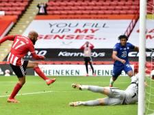 Sheffield United komt op voor racistisch bejegende McGoldrick: 'Dit kan zo niet langer'