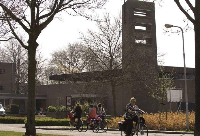 De Pauluskerk aan de Oude Litherweg in Oss.