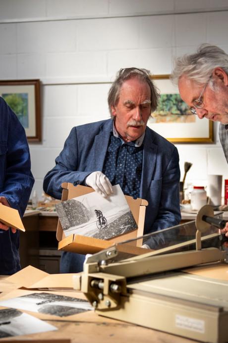 In Groede is het nog even winter, kunstproject Celsius Regeert gaat van start