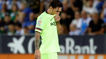 FT buitenland (28/09). Vermaelen verliest met Barça bij Leganes - Thorgan Hazard en Meunier scoren - Dortmund en Witsel halen verschroeiend uit