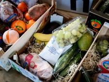 Levensmiddelenpakket voor de minimuminkomens in Rijssen-Holten