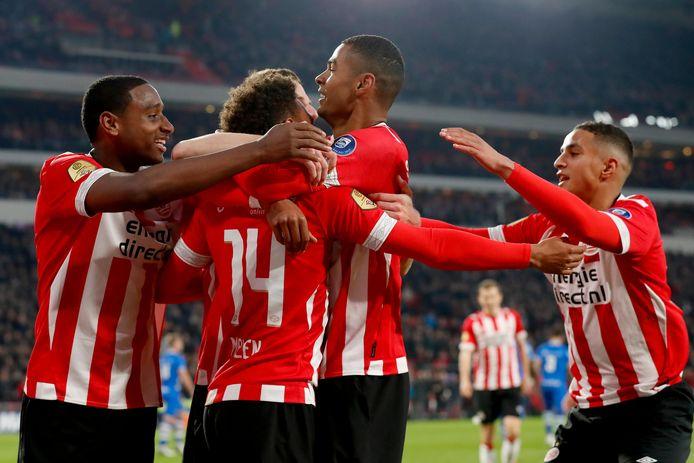 PSV traint vanaf dinsdag weer in aanloop naar het nieuwe seizoen.