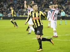 Vitesse overtuigt maar half in oefenwedstrijd tegen Hearts