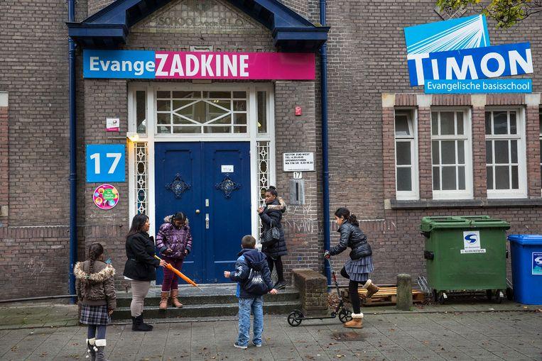 Rotterdam wijst plan voor nieuwe evangelische school af for Evangelische school