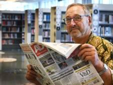 Nu Evert 64 is wil hij alsnog leren lezen en schrijven: 'Er gaat een wereld voor mij open'