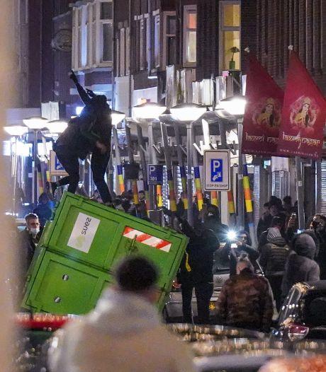 Joost Eerdmans: Laat relschoppers boete doen aan Beijerlandselaan met hesjes 'Ik ben een vandaal'