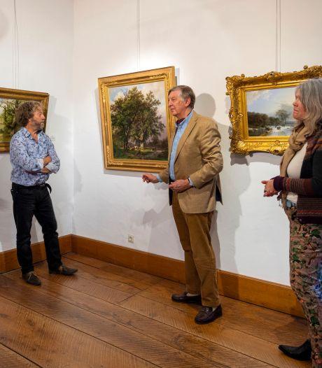 Barend Cornelis Koekkoek en het mysterie van de 'Mona Lisa van Kleef' in Doorwerth